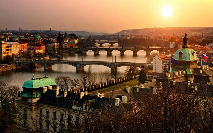Beautiful-Setting-In-Czech-Republic-City.jpg
